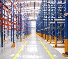 fabricante de estanterías industriales