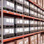 Estanterías palets rack industrial
