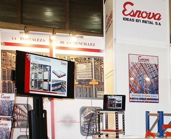 Almacenaje industrial Esnova
