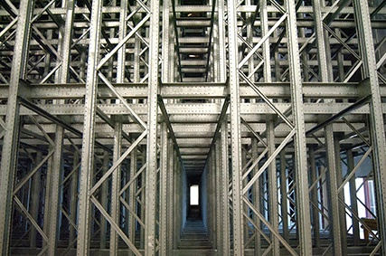 inspección técnica de estanterías industriales