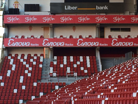Estido Molinón - Sporting de Gijón
