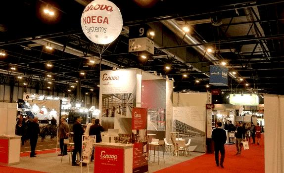 Esnova en Logistics Madrid 2017