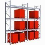 Estanterías industriales para cargas pesadas