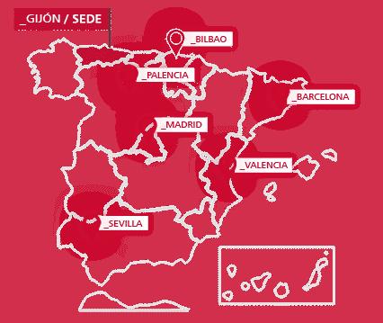 Delegaciones Esnova