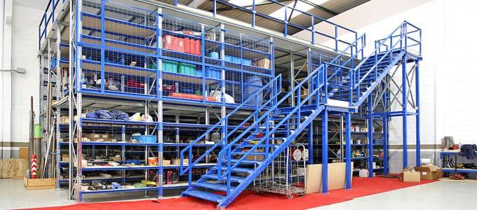 empresas de instalación pasillos elevados