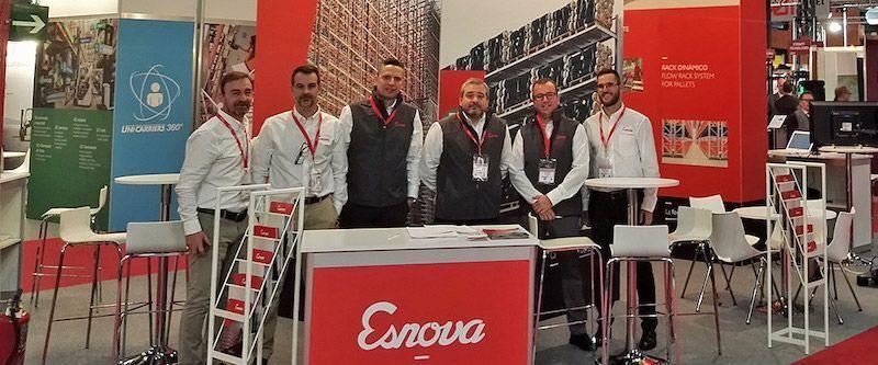Esnova participará en Logistics Madrid 2019