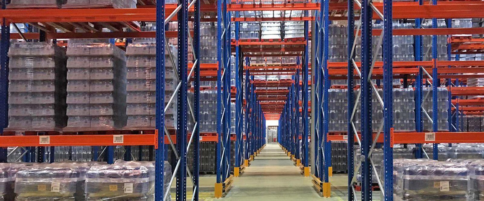 La importancia de la distribución de los pasillos en un almacén