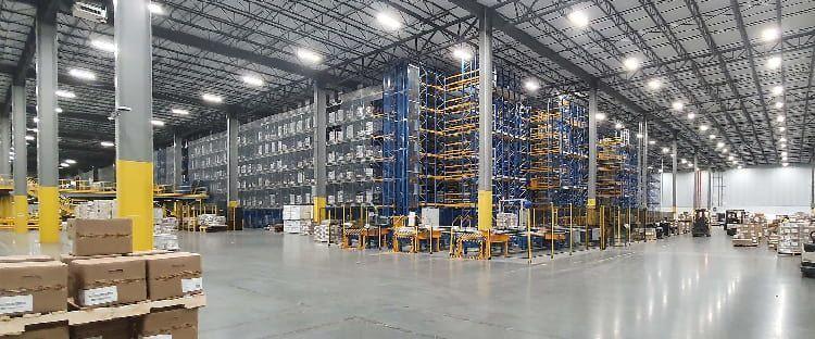 ¿Qué es el layout de almacén?
