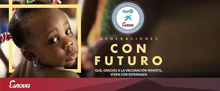 Esnova mantiene su apoyo a la Alianza para la Vacunación Infantil