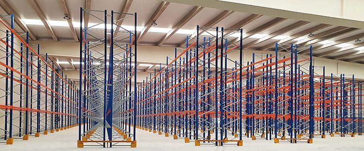 ¿Cómo calcular la capacidad del almacén?