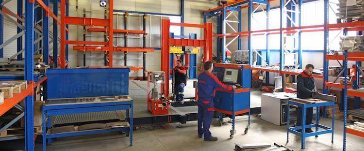 Estándares de certificación de calidad en estanterías industriales